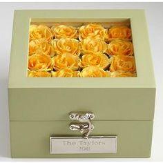 Rose Friendship Box