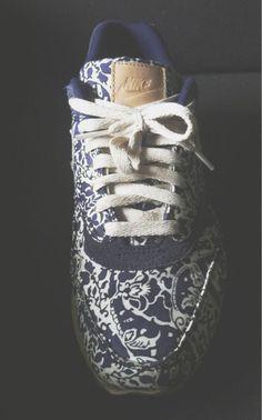 Liberty x Nike Air Max 1: Floral Print