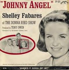 """""""Johnny Angel, how I love him. And I dream that someday he'll love me.."""""""