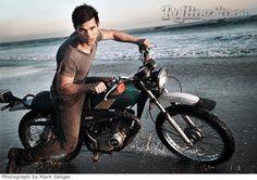 Taylor Lautner Rolling Stone