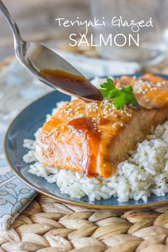 A quick and easy recipe for salmon!