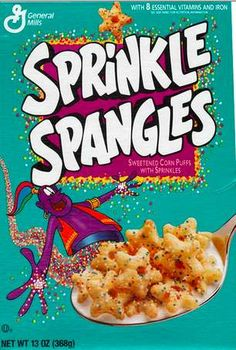 I used to love this cereal!  The 50 Greatest Discontinued '90s Foods and Beverages