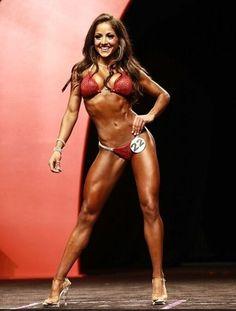 Nicole Nagrani - IFBB Bikini