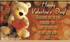 Reaching Out to You - Teddy Cards