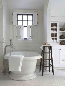 Bathroom designs on Pinterest