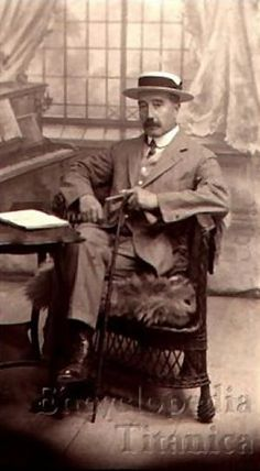 Mr Algernon Henry Barkworth Titanic Survivor Born: Wednesday 9th March 1864 Age: 47 years (Male) Last Residence: in Hessle Yorkshire England Occupation: Justice of the Peace 1st Class Passengers First Embarked: Southampton on Wednesday 10th April 1912 Ticket No. 27042 , £30 Cabin No.: A23 Rescued (boat B) Disembarked Carpathia: New York City on Thursday 18th April 1912 Died: Sunday 7th January 1945 Cause of Death: Toxmia