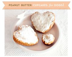 Cupcake Recipe for Dogs / Ruche Blog