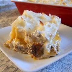 Steff's Shepherd Pie Allrecipes.com