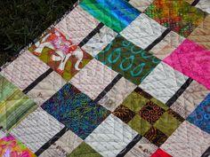 Random Spontaneity - The Quilt