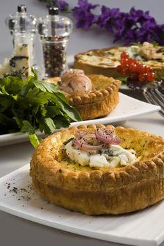 Quiche De Queso Azul. Recetas, Gastronomía, Food, Gastronomy, Recipes...