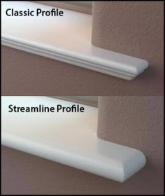 Window Sills On Pinterest Window Trims Brick Homes And
