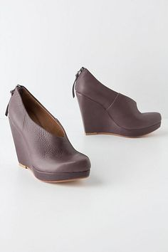 Great Heights Wedges #anthropologie