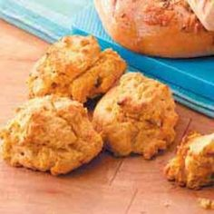 Sweet Potato Biscuits Recipe