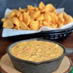 Chicken Fajita Queso Dip Recipe - ZipList
