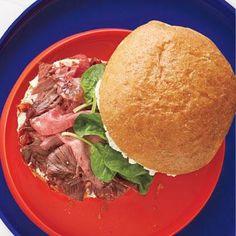 Provençal Beef Sandwich recipe