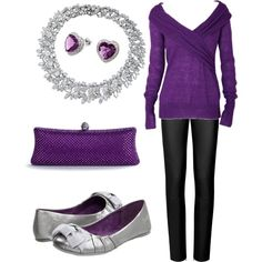 """""""Saturday Night Special"""" by blue-star-marie on Polyvore ~ not a fan of the necklace or earrings but super cute fall date outfit! sweater, dates, fashion styles, dream closet, date outfits, colors, polyvore, saturday night, earrings"""
