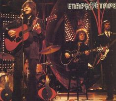 King Crimson w/Greg Lake