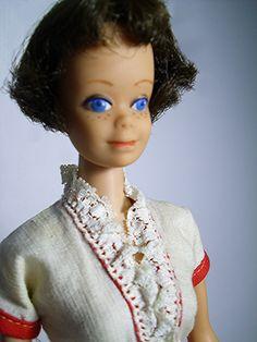 1960's dolls | Midge Barbie Doll 1960's by sinderellasattic on Etsy