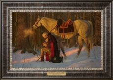The Prayer at Valley Forge: Small Textured Edition: for Neal