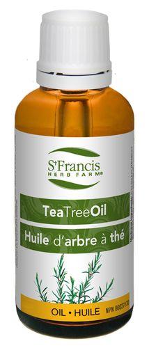 St. Francis Herb Farm Tea Tree Oil $10.99 - from Well.ca