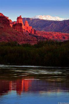 ~ Colorado River ~ Utah....