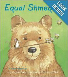 Equal Shmequal: Virginia Kroll: 9781570918926: Amazon.com: Books