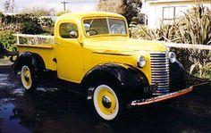 1939 Chevy Half Ton – Jim Carter Truck Parts
