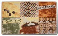 Coffee doormat/kitchen mat