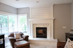 Fireplace {REVEAL}