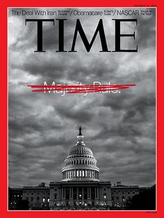 Strong Time magazine cover