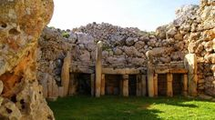 Dating back to 3500 to 2500 BC, the Megalithic Temples of Malta are some of the oldest structures in the world. As the name suggests, they are a group of stone temples older than Stonehenge and the Egyptian pyramids. Excellently preserved, they were rediscovered and restored in the 19th century by European and native Maltese archaeologists. While not much is known about who built them, evidence from inside the temples – livestock sacrifices – suggest that local farmers constructed the stony stru