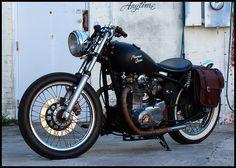 '75 Yamaha XS650, 'Norma Jean' | Vintage Customs