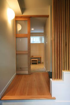 Stair railing and wall partition...hmmm...