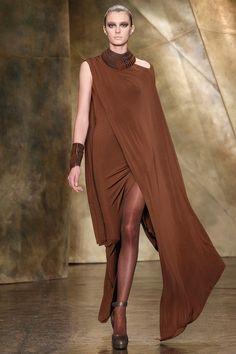 Donna Karan Fall 2013 RTW Fashion Week - Runway,  Fashion Shows and Collections - Vogue