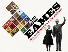 {EAMES the artist and the painter} documentary about Ray & Charles Eames. *be inspired