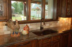 Image detail for -Kitchen Tile Backsplash Design Ideas