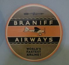 Braniff Airways remeb mom, braniff airway, aloha airlin, airlin design, rememb daddi