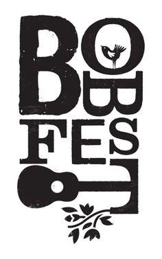 Bobfest logo by Erin Fuller