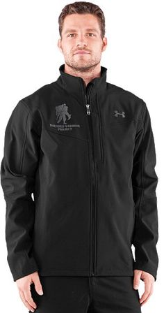 Cool jacket that benefits Wounded Warrior Project