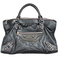 Splurged on this and love it! Can't believe this is in my closet!   Balenciaga Giant Work