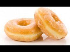 Donuts autenticos Receta casera   Receta casera   Receta facil - YouTube