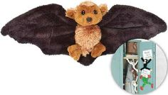 Wild Clingers: Bat at theBIGzoo.com, a toy store with over 12,000 products.