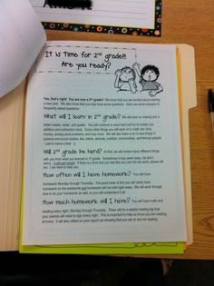 meet the teacher packet student, school year, teacher packet, back to school