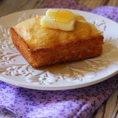 ValSoCal: Sweet Cornbread Cake