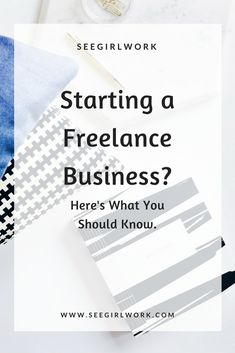 Starting a Freelance