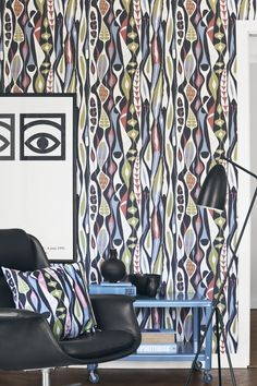 Wallpapers from the collection Wallpapers by Scandinavian Designers from Boråstapeter.