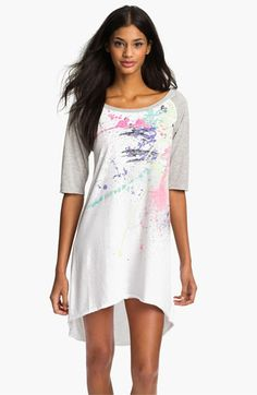 Steve Madden 'Tagged You're It' Sleep Shirt | Nordstrom