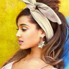 Ariana grande teen Vouge.