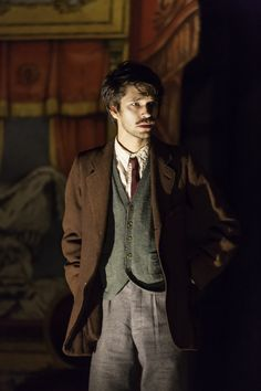 Ben Whishaw in Peter and Alice at the Noel Coward Theatre London, March 2013 director Michael Grandage author John Logan Photo by Johan Persson