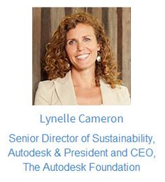 #Green is Good Radio: Thinking Differently About #Design with Autodesk's Lynelle Cameron